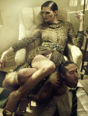Luca Gadjus and Karolin Wolter in Indochine by Alexi Lubomirski for Vogue Germany.jpg