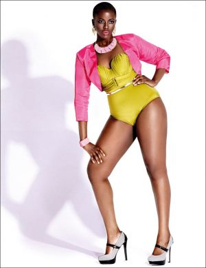 Curve appeal - lingerie and swimwear - Philomena Kwao-plus-size model.jpeg