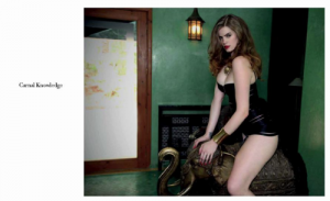 Curve appeal - lingerie and swimwear - Robyn Lawley by Michel Haddi.png