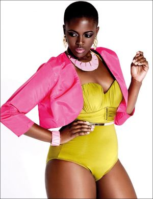 Lingerie and swimwear for curvy girls - Philomena Kwao-plus-size model.jpeg