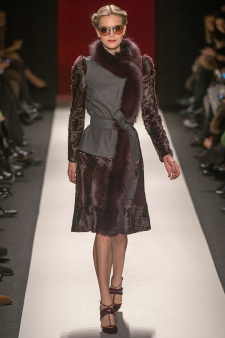 Runway: Carolina Herrera Fall 2013 RTW collection