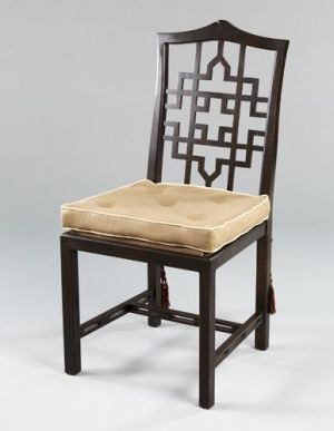 ... Chinoiserie Furniture   Dinning Chair Upholstered Furniture ...