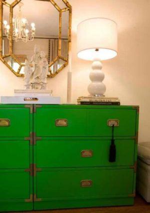 ... Chinoiserie Furniture   Green Cabinet Turquosie ...