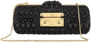 Louis-Vuitton-Minaudiere-Tresor-Carene-Noir - Minaudiere Tresor Carene eye-catching black clutch.jpg