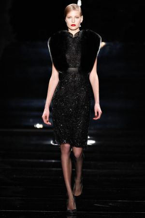 Reem Acra Fall 2013 RTW collection