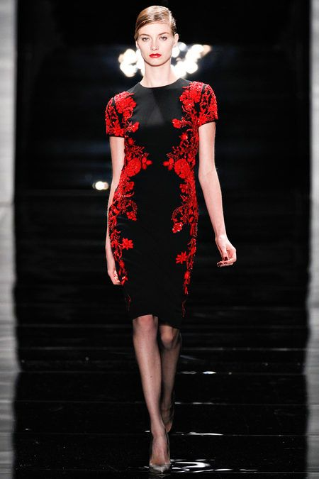 Reem Acra Fall 2013 RTW collection1.JPG