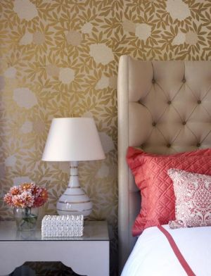 Masucco Warner Miller Bedroom coral and beige.jpg