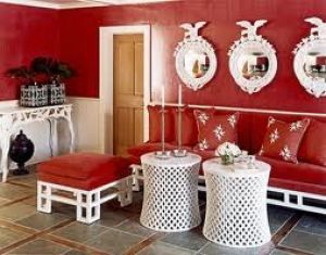Pictures of red - modern chinoiserie living room.jpg
