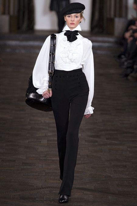 Ralph Lauren Fall 2013 RTW collection1.JPG