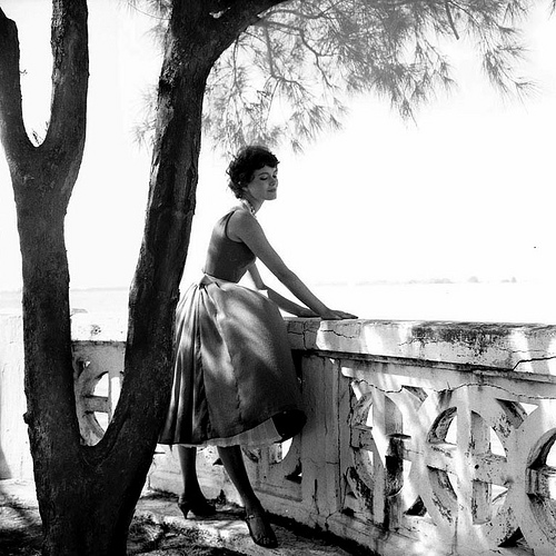 Vintage photography: Classic black and white images