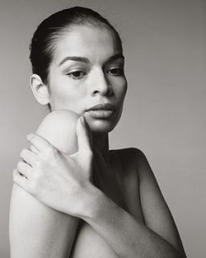 Bianca Jagger - Hollywood Studio - January 1972 by Richard Avedon.jpg