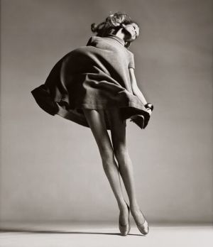 black and white photography images - Avedon - Veruschka - Bill Blass 1967.jpg