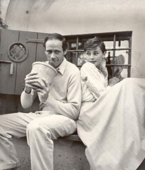 Audrey Hepburn and Mel Ferrer in Life magazine.jpg
