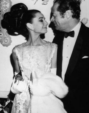 Audrey Hepburn and Rex Harrison at premiere of My Fair Lady.JPG