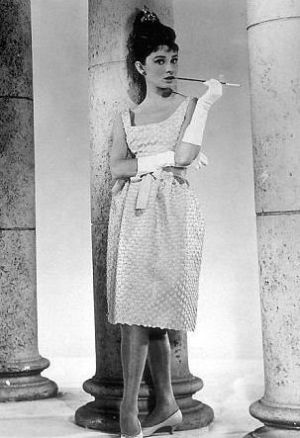 Audrey Hepburn in Breakfast at Tiffanys.jpg