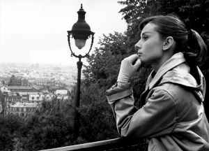 Audrey Hepburn pictures - Audrey Hepburn star of Roman Holiday Sabrina Breakfast at Tiffanys.jpg