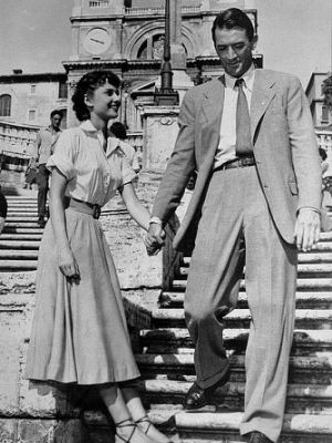 Audrey Hepburn pictures - Gregory Peck and Audrey Hepburn.jpg