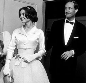 Photo of Audrey Hepburn - style icon - Audrey Hepburn and Mel Ferrer.jpg