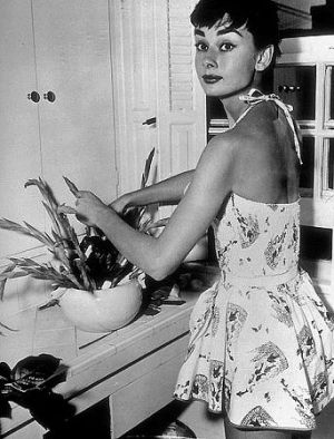 Photos of Audrey Hepburn - audrey_hepburn swimsuit.jpg