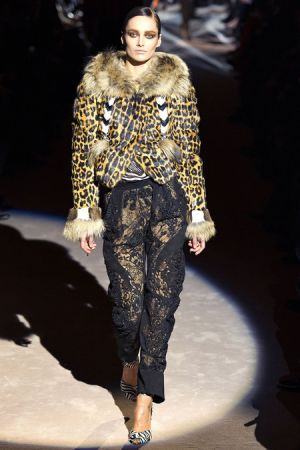 Tom Ford Fall 2013 RTW collection