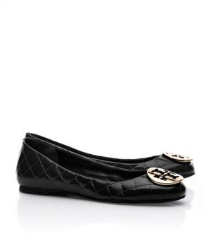 Tory Burch shoes - aquinn QUILTED LEATHER BALLET FLAT.jpg