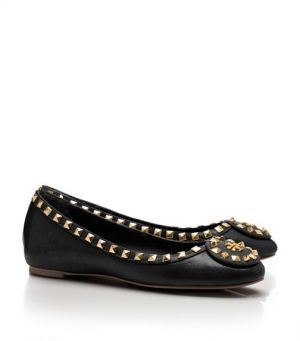 Tory Burch shoes - dale STUDDED BALLET FLAT.jpg