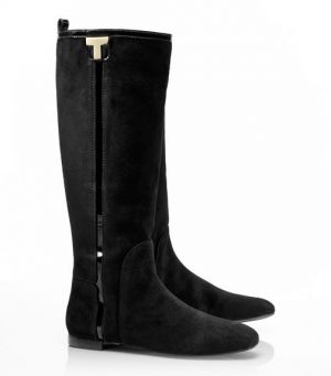 Tory Burch shoes - erica SUEDE FLAT RIDING BOOT.jpg