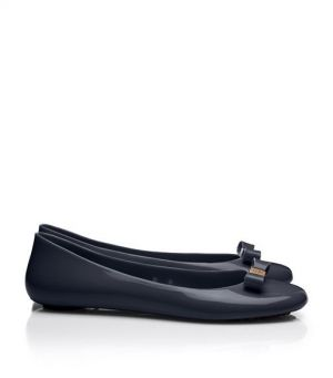 Tory Burch shoes - jelly BOW BALLET FLAT - black.jpg