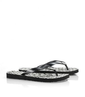 Tory Burch shoes - printed FLIP FLOP - black and white print.jpg