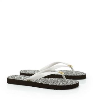 Tory Burch shoes - printed FLIP FLOP black and white print.jpg