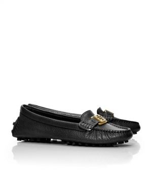 Tory Burch shoes - tumbled LEATHER KENDRICK DRIVER.jpg