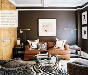 Beautiful ... Interiors Using Animal Prints   Animal Print Livingroom.jpeg ...