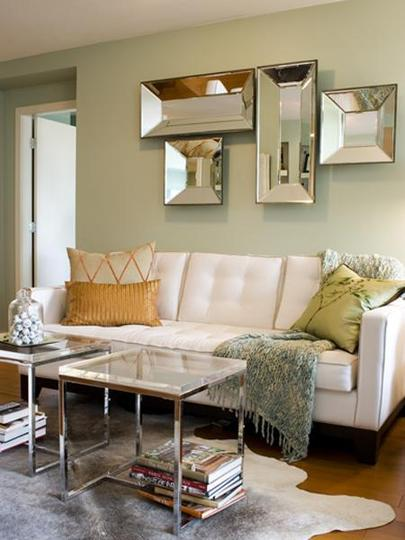 Decorating With Mirrors Multiple Together
