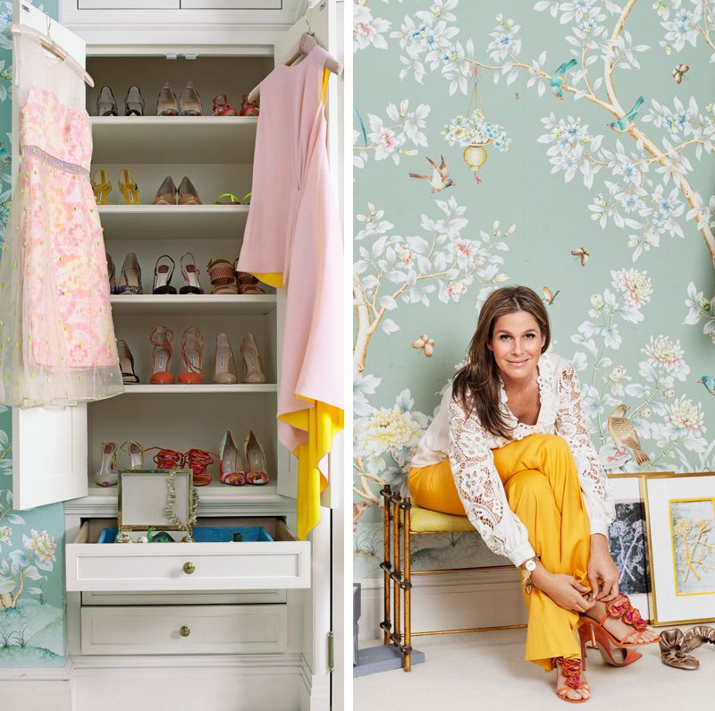 Famous folk at home: Aerin Lauder in her Park Avenue New ...