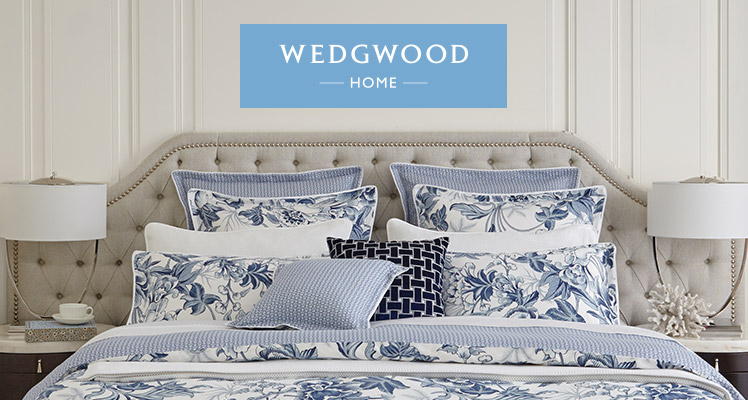 Luscious Bedroom My New Wedgwood Bed Linen