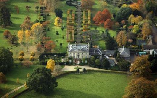 Royalty  Highgrove House  The Country Home Of Prince