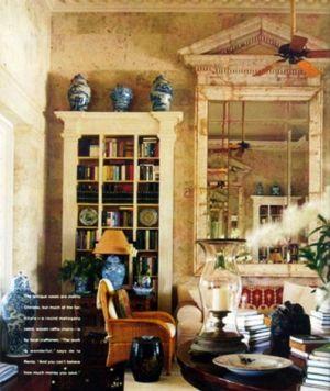 Interiors For His Home Collection Oscar De La A In Punta Cana Dominican Republic
