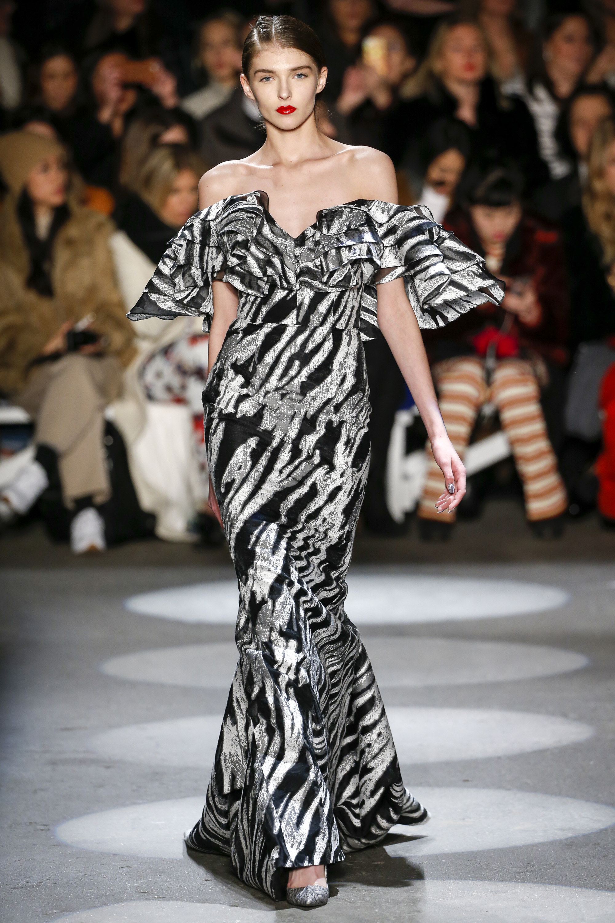 Runway Christian Siriano Fall 2016 Rtw Collection