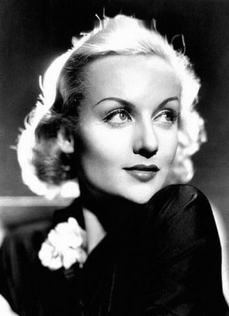 Style Icon Carole Lombard