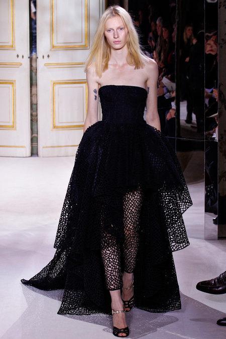 Collection robes de soiree haute couture