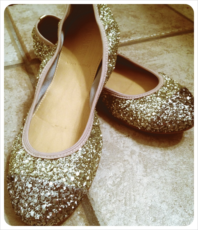 Fresh Bling fling: A glitter date with J.Crew JF11