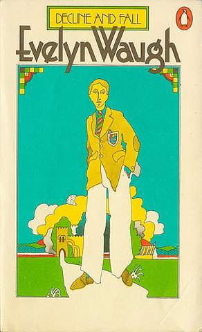 decline and fall evelyn waugh ebook recommended reading fortune frocks fops and flops a 17187